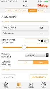 Berater-App Mobile- screenshot thumbnail