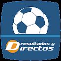 Resultados y Directos icon