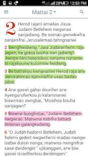 Bodo Bible - náhled
