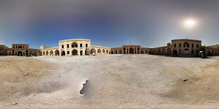 Photo: Moshir-ol-Molk Caravanserai (Once Borazjan Prison)  کاروانسرای مشیر الملک