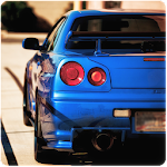 Modified Car Simulator Icon