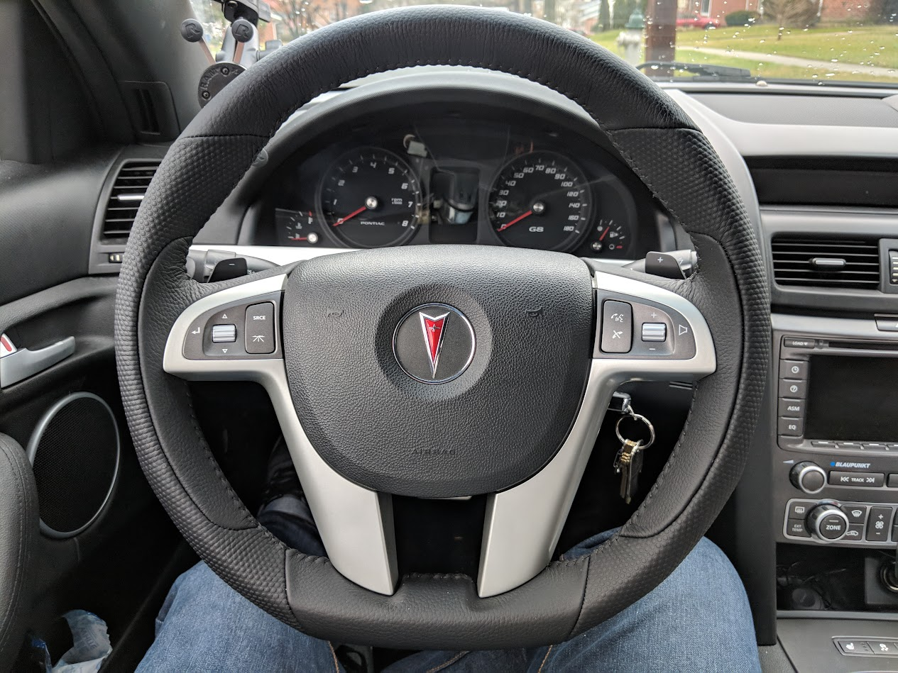 Holden Ss Steering Wheel Amp Paddle Shifters Pontiac G8