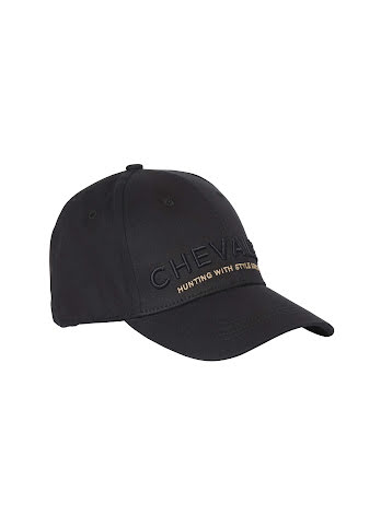 Chevalier Foxhill Cap Black