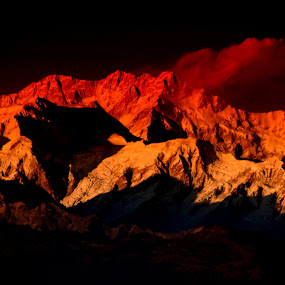 Kanchenjugha by Saikat Datta - Landscapes Mountains & Hills
