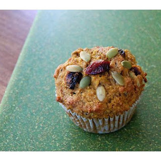 Flaxseed Muffins