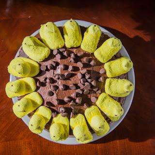 Sunflower Spring Cake.