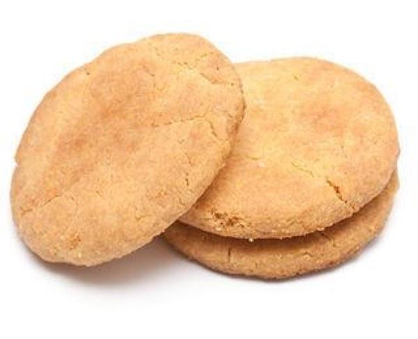 Ultra Low Carb Lemon Almond Shortbread Cookies Recipe