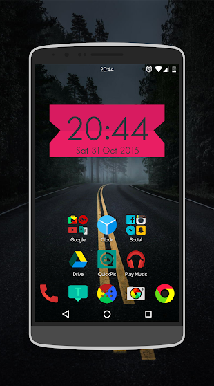 Matericons Icon Pack- screenshot thumbnail