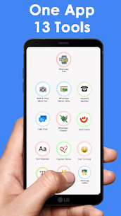 Download Ishan Tools – Status Saver & Cleaner App For Android 1