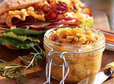 Fruit And Onion Relish Recipe