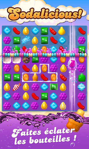 Candy Crush Soda Saga  captures d'écran 1