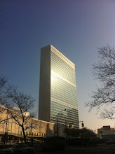 Photo: UN Slab from the Noth