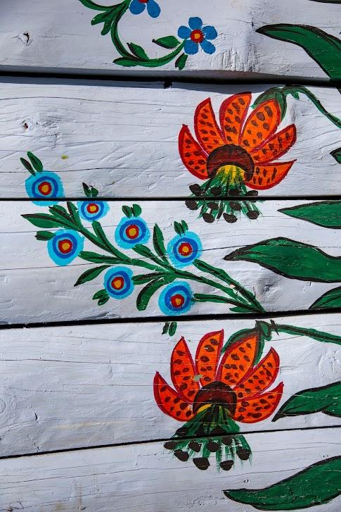 malowidła na domach