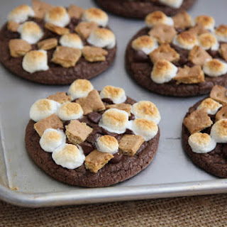 S'more Cookies (Stephen's Favorite)