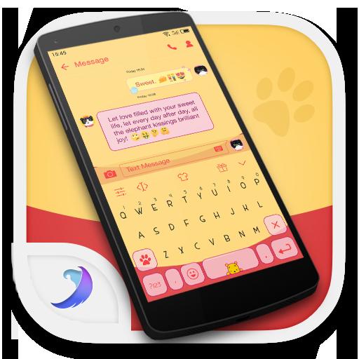 Emoji Keyboard for Pooh
