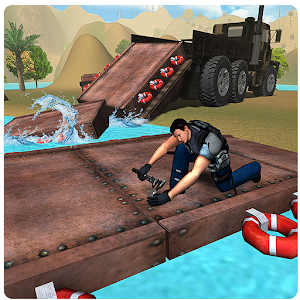 American Army Bridge Builder for PC and MAC