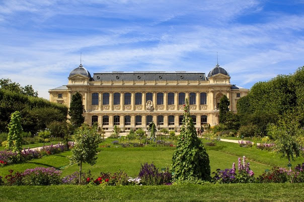 Jardim das Plantas de Paris