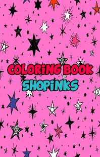 Coloring Book For Shopkins Screenshot Thumbnail