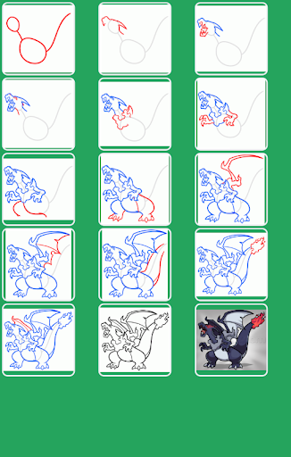 How to Draw Pokemon Advanced 1.0 screenshots 4