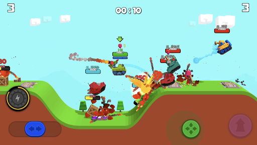 BOOM Tank Showdown screenshot 2