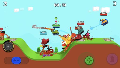 BOOM Tank Showdown screenshot 1