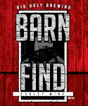 Big Ugly Barnfind Barleywine