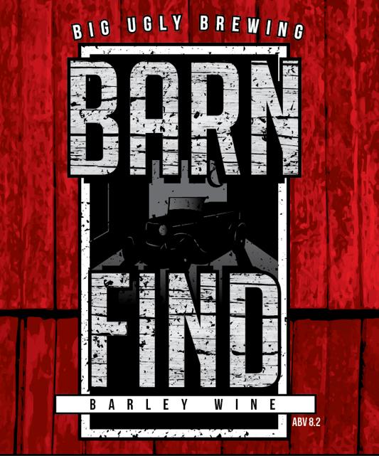 Logo of Big Ugly Barnfind Barleywine