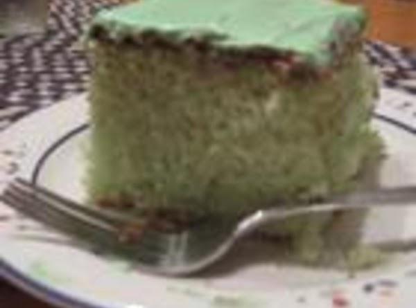 Favorite Grasshopper Cake Recipe