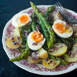 Spring Asparagus Salad.