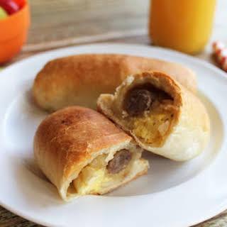 Breakfast Kolaches.