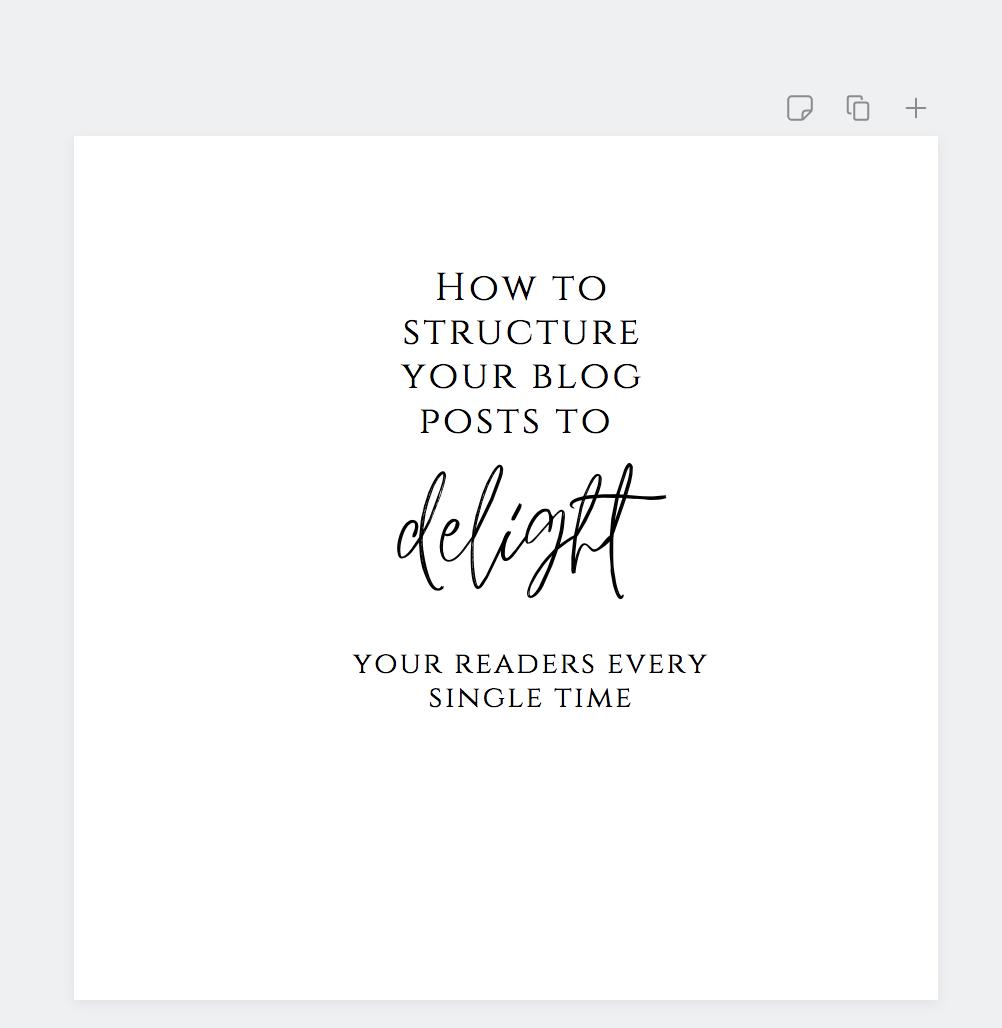 Create Instagram templates
