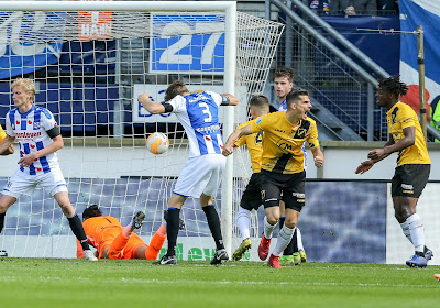 Officiel !  Menno Koch du NAC Breda signe à Eupen