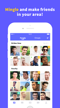 Blued - Gay Chat, Live, Social