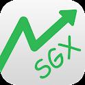 Stockcharts: Singapore SGX icon