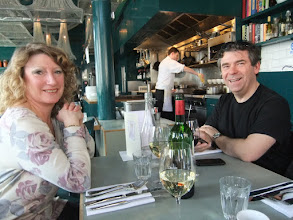Photo: Anniversary Lunch