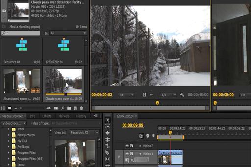 Training Premiere Pro CS6 & CC screenshot 18