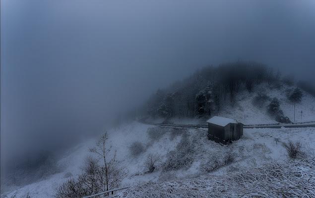 The frozen hill di -JOKER-