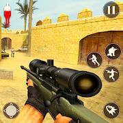 Commando Gun Shooter War 2018