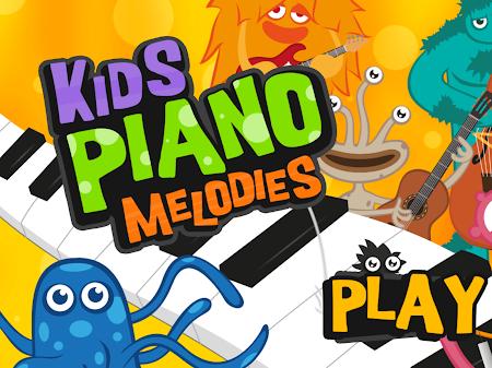 Kids Piano Melodies 3.0 screenshot 2083311