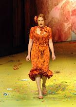 """Photo: Osterfestspiele Salzburg 2012 /31.3.: CARMEN. Inszenierung Aletta Collins. Magdalena Kozena in der Titelrolle. Foto: Barbara Zeininger. Mehr Fotos aus dieser Inszenierung finden Sie im Album """"Georges Bizet"""""""