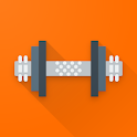 Gym WP - Dumbbell, Barbell and Supersets Workouts icon