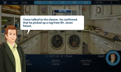 Mystery Case: The Cover-Up screenshot 6