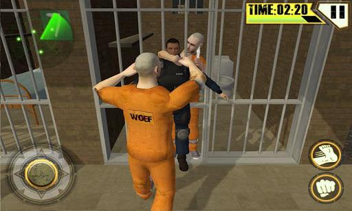 刑務所は アルカトラズ刑務所の3Dエスケープ