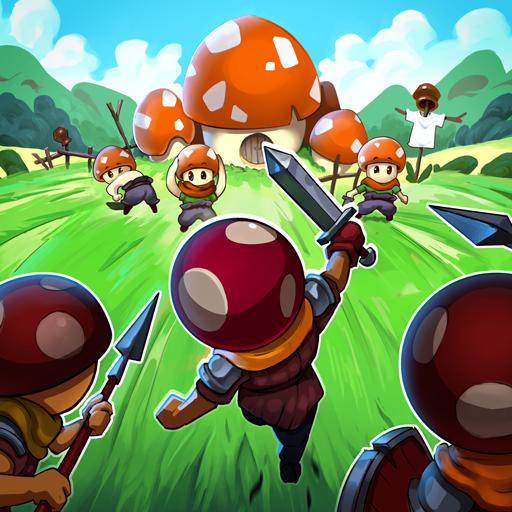 Mushroom Wars 2 – TD epico