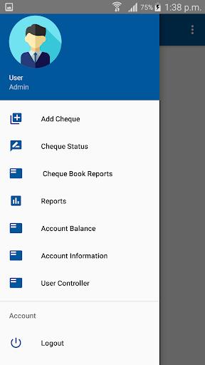 Cheque Tracking screenshot 2