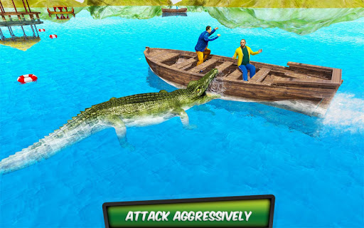 Hungry Crocodile Attack 3D  screenshots EasyGameCheats.pro 2