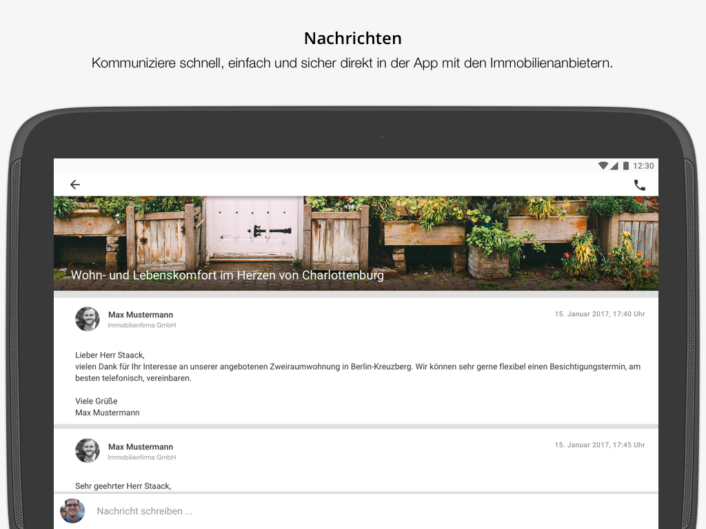 ImmobilienScout24 - House & Apartment Search- screenshot