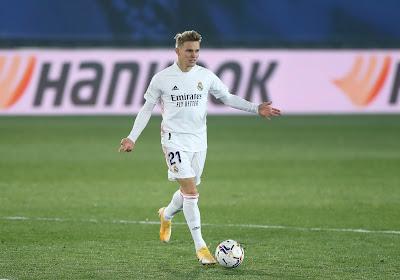 Un joueur du Real Madrid réclame un bon de sortie