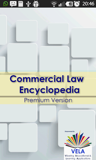 Commercial Law Encyclopedia