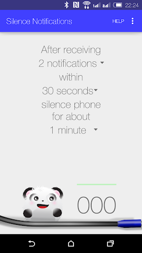 Silence Notifications